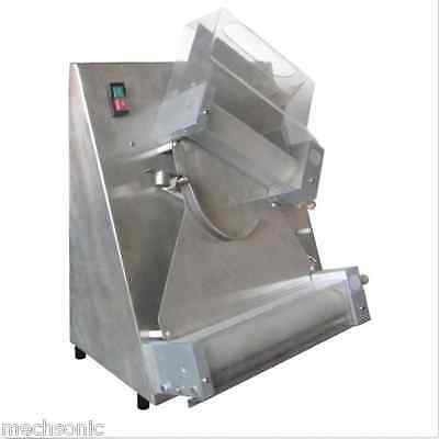 Automatic and electric pizza dough roller/sheeter machine Pizza making machine