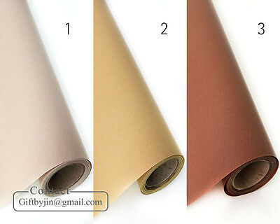 Roll Waxed Paper(53cm x 18M)_Floral supplies_Soap bakery candy wrapping paper