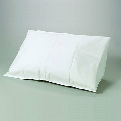 Premier Non-Woven Disposable Pillow Cases Covers - Pack of 50