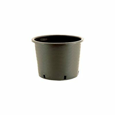 10,12,15,20 & 25L Heavy Duty Plastic Plant Pots/Tubs In Packs Of 2 To 15 Pots