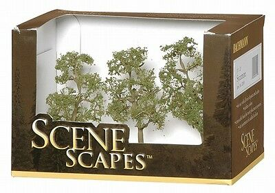 "All Scale Bachmann 32009 - 3"" - 4"" Sycamore Trees"