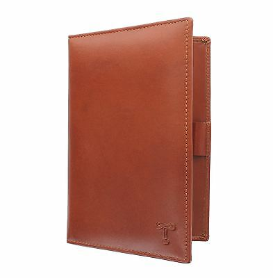 Mala Leather Golf Scorecard Holder 2316 - UK, Ireland and European Scorecards
