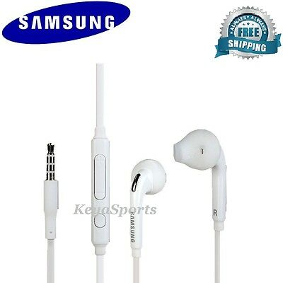 Genuine Original Samsung Galaxy S10 S9 8 Plus S7 S6 Edge S5 Earphones iPhone 7 6