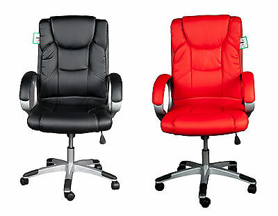 Manager Luxury Executive Office Chair (7306)