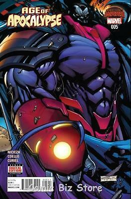 Age Of Apocalypse #5 (2015) 1St Printing Bagged & Boarded Secret Wars Tie-In