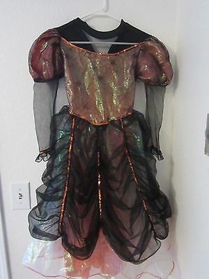 Girl's Size 7/8 Witch Costume