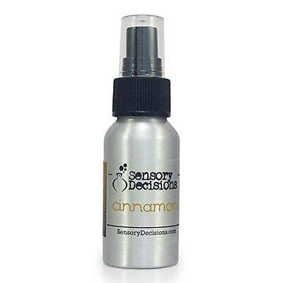 Cinnamon Fragrance Spray - Cinnamon Scented Room Spray, by Sensory Decisions