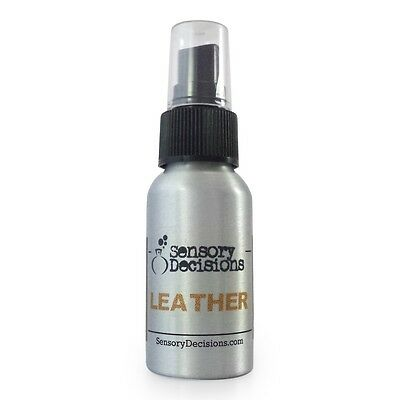 Car Freshener - Leather Smell - Real Leather Fragrance Car Air Freshener Spray