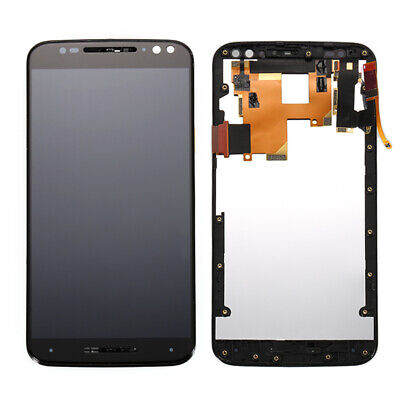 Black LCD Display Touch Screen Digitizer Framed Assembly For iPhone 6S 4.7''