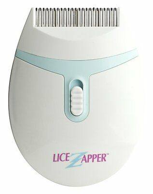 Lice Zapper Electronic Louse Hair Comb Kills Head Nits for Children