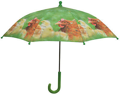 Fallen Fruits Children's Farm Animals Umbrella  - Chicken