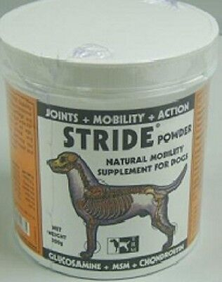 Stride Powder For Dogs 500g. Premium Service. Fast Dispatch.