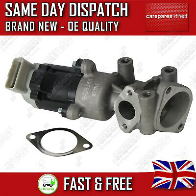 FOR CITROEN C5 MK3  C6 2.7 HDI 2.7 HDI 24V 2005-ON LEFT /& RIGHT EGR VALVES PAIR