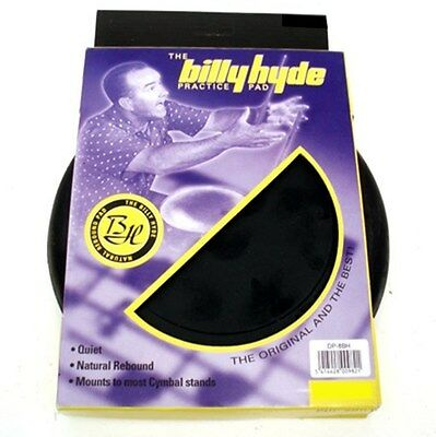"""Stagg DP-12BH Billy Hyde Drum Practice Pad 12"""" - FREE P&P"""