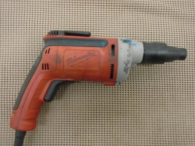 Milwaukee Electric Drill Fastener Screwdriver 2500 RPM, 6.5 Amp, Model# 6790-20