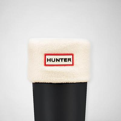 Hunter Wellington Boot Socks Cream
