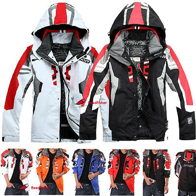 Men's Winter Waterproof Outdoor Coat Ski Suit Jacket snowboard Clothing Warm Hot