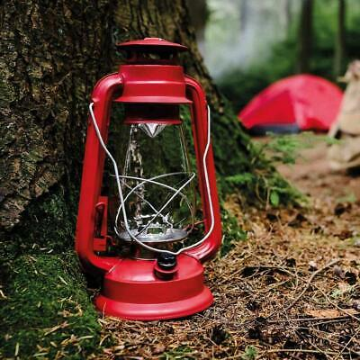 Vintage Table Lantern – Light Lamp Battery Rustic Outdoor