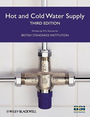 Hot and Cold Water Supply 9781405130028 by BSI (British Standards Institution)