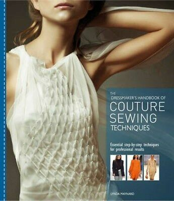 Dressmaker's Handbook of Couture Sewing Techniques 9781408127599, Paperback, NEW