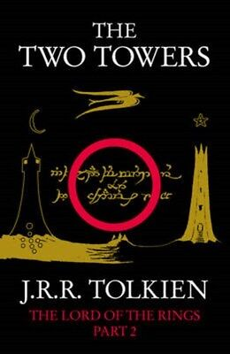 Two Towers: The Lord of the Rings, Part 2 9780261103580 by J. R. R. Tolkien, NEW