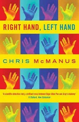Right Hand, Left Hand 9780753813553 by Chris McManus, Paperback, BRAND NEW