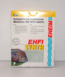 EHEIM 2504051 EHFISYNTH 1 litre. Fin Filtre Ouate