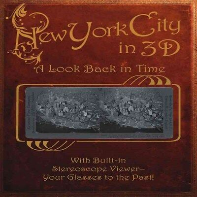 New York City in 3-D: A Look Back in Time 9780760337226, Hardback, BRAND NEW