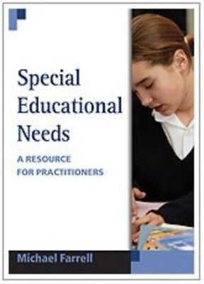 Special Educational Needs: A Resource for Practitioners 9780761942375, Farrell