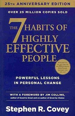 7 Habits of Highly Effective People 9781471129391 by Stephen R. Covey, Paperback
