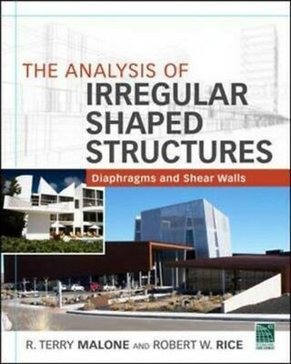 Analysis of Irregular Shaped Structures Diaphragms and Shear Walls 9780071763837