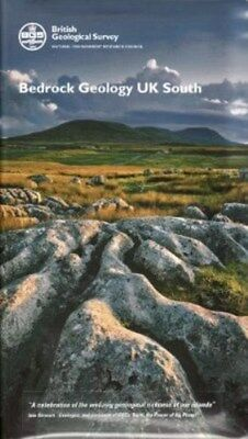 Bedrock Geology of the UK: South 9780852726068, BRAND NEW FREE P&H