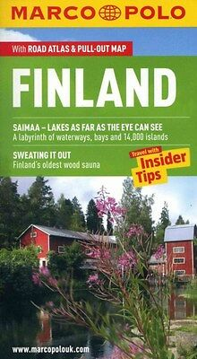 Finland Marco Polo Guide by Marco Polo (Paperback, 2012)