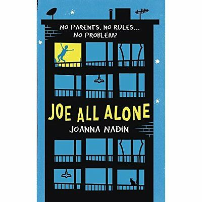 Joe All Alone Joanna Nadin Little Brown Young Readers Paperback 9780349124551