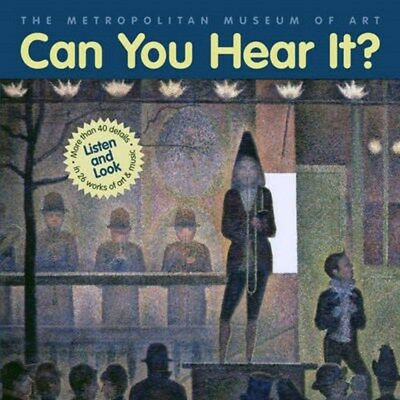 Can You Hear It? 9780810957213 by William Lach, Hardback, BRAND NEW FREE P&H