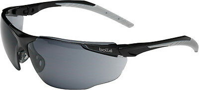 Bolle UNIVERSAL Safety Glasses/Spectacles Smoke Lens Anti Scratch & Fog UNIPSF