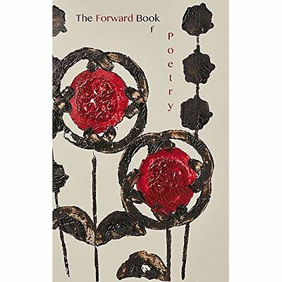 The Forward Book of Poetry 2016 Faber Paperback 9780571325382
