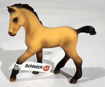 New Schleich Andalusian Foal Toy Figure # 13669