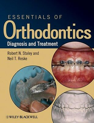Essentials of Orthodontics: Diagnosis and Treatment 9780813808680, Staley, NEW
