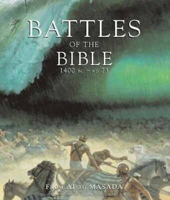 Battles of the Bible 1400 BC-AD 73 9781905704668 by Martin Dougherty, Hardback