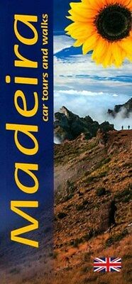 Madeira: Car Tours and Walks 9781856914550, Sunflower Books, 2014, Paperback
