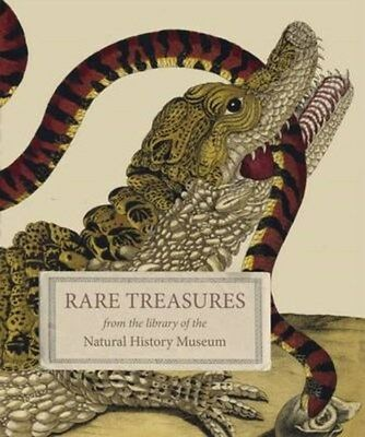 Rare Treasures: From the Library of the Natural History Museum 9780565093488