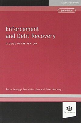 Enforcement and Debt Recovery 9781784460068 by Peter Levaggi, Paperback, NEW