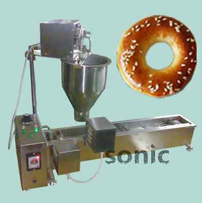 Automatic donut maker stainless steel mini donut maker making machine