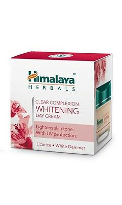 Himalaya Herbals Clear Complexion Whitening Day Cream | 50gm