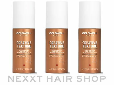 Goldwell StyleSign Texture Roughman 3 x 100ml