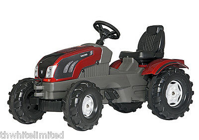 Farmtrac Rolly Toys Ride On Valtra T163 Tractor Pedal Tractor 601233 (Ch)