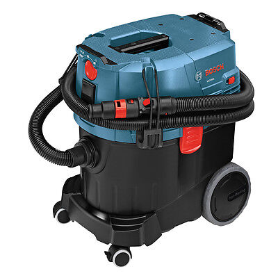 Bosch VAC090S 9-Gallon Airsweep Mobile Dust Extractor w/ Semi-Auto Filter Clean