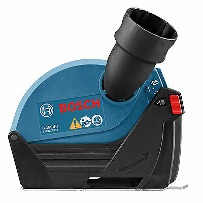 Bosch GA50UC 5-Inch Small Concrete Cutting Angle Grinder Dust Collection Cover