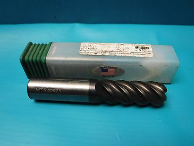 "Used Helical Hef-R-50625 5/8"" End Mill"